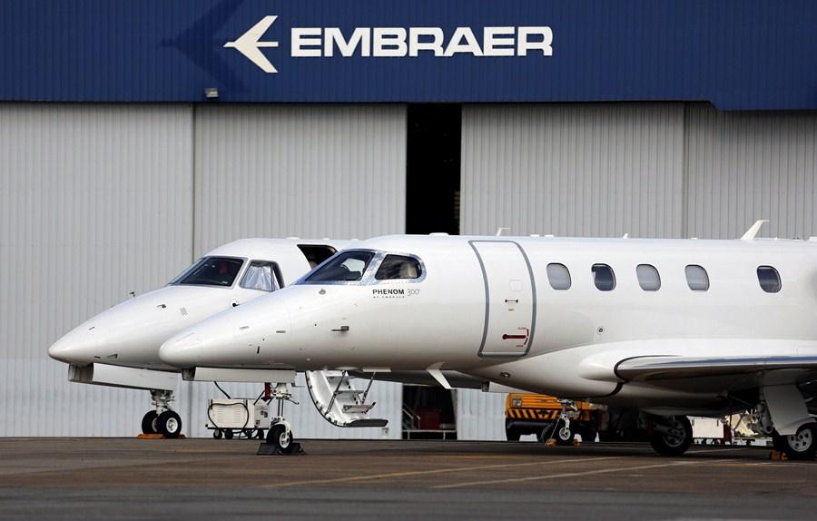 Embraer e EDP fecham parceria para avião elétrico thumbnail