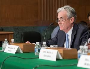 Powell diz que Fed está no caminho para iniciar tapering