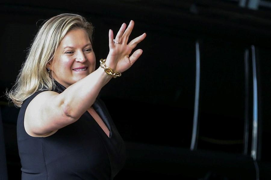 Bolsonaro tira Joice Hasselmann da liderança do governo