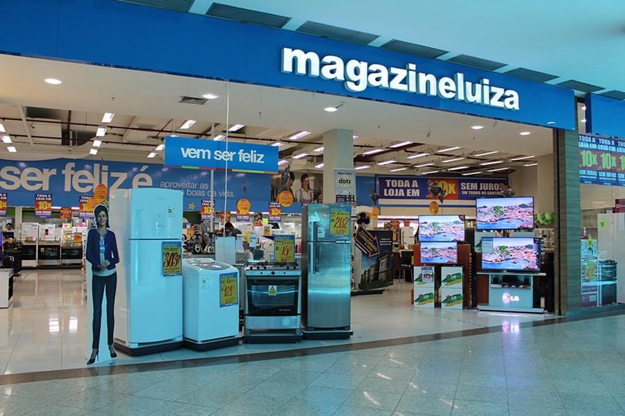 """Magazine Luiza dispara 5% e Bradesco afunda 3% após balanços; Oi salta até  21% com possível """"solução chinesa"""""""