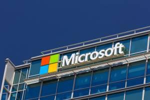 Microsoft tem lucro de US$ 20,51 bilhões no primeiro trimestre fiscal, acima do esperado