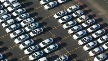 Patio de carros