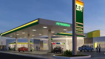 Posto da Petrobras
