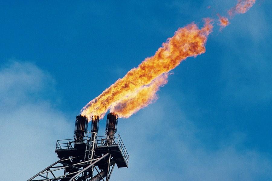 Resultado de imagem para ANP queima de gás flare