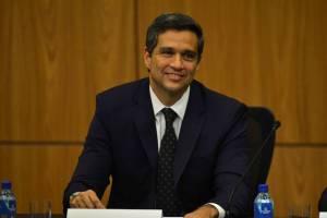 Campos Neto, presidente do Banco Central