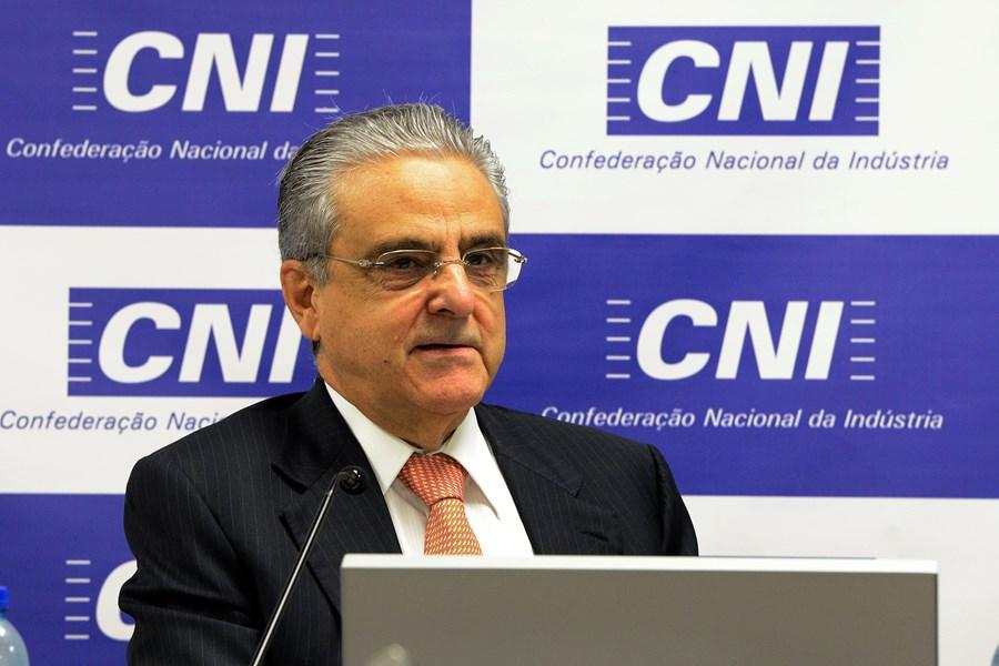 Resultado de imagem para CNI confederação nacional indústria