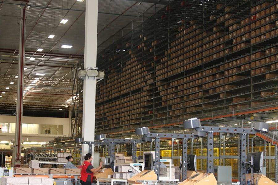 Rakuten planeja operações de entrega em até um dia nos EUA