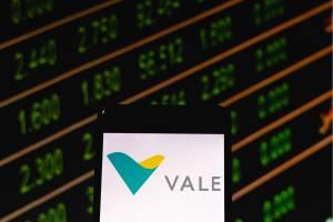 Vale anuncia distribuição de dividendos de R$ 2,177 por ação