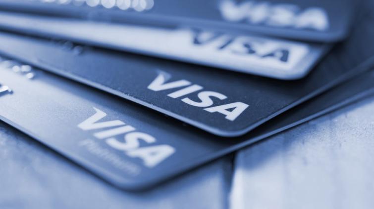 Cartões da Visa