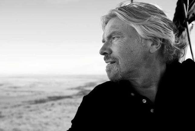 Richard Branson - Empresário - Negócios