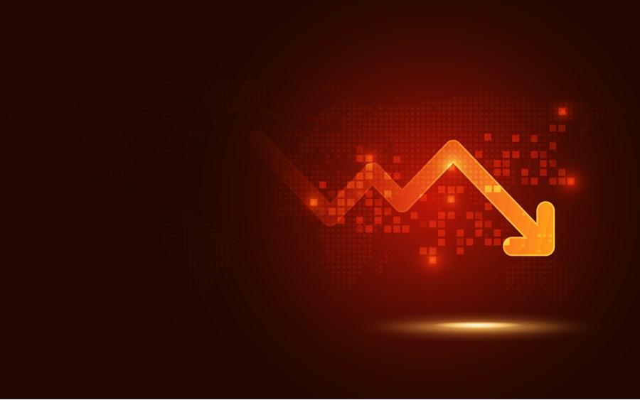 As 17 ações que caíram mais de 50% no pior trimestre da história do Ibovespa