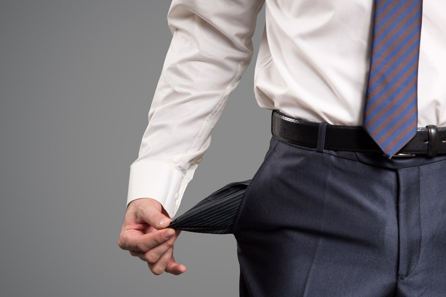 Pedidos de falência crescem 10,1% em novembro ante outubro, diz Boa Vista