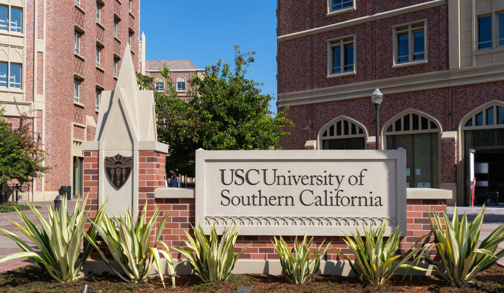 Marshall School of Business, da University of Southern California (USC)