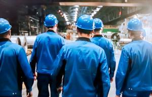Trabalhadores industriais