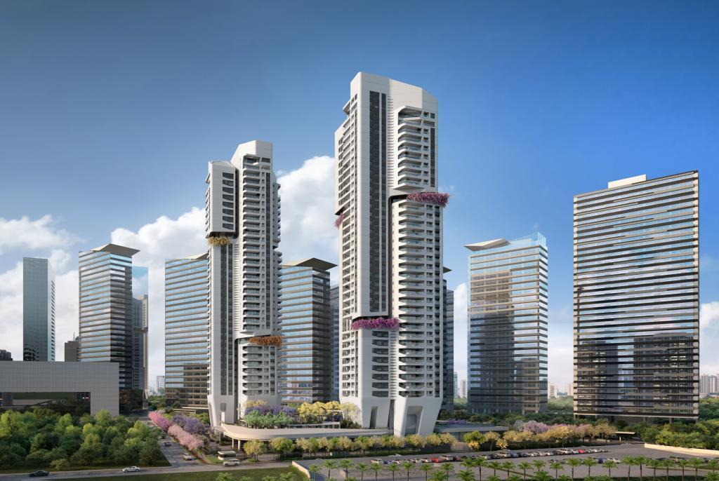 EZ Parque da Cidade: residencial, shopping e parque no mesmo condomínio.