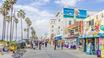 A Califórnia é o estado mais rico dos EUA