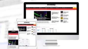 novo site do InfoMoney