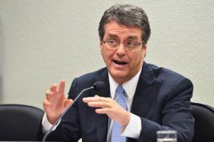 O diretor-geral da OMC, Roberto Azevêdo (José Cruz/Agência Brasil)