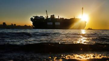 Plataforma Petrobras