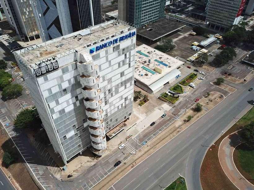 Sede do Banco de Brasília