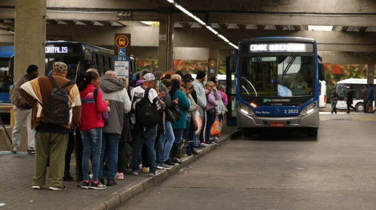 onibus municipaÔnibus Municipal em São Paulol sp