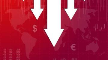 Crise recessão