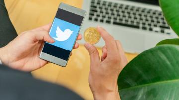 twitter, celular, moeda, notebook