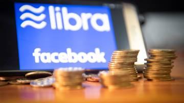 Moeda libra criada pelo Facebook