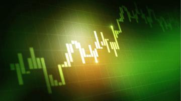 ações alta índices bolsa stock mercado