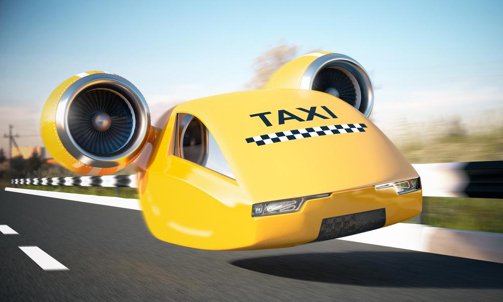 Táxi voador