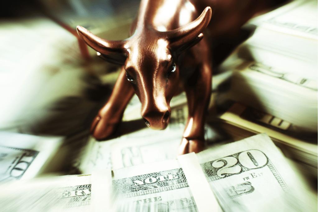 dólar e o bull market