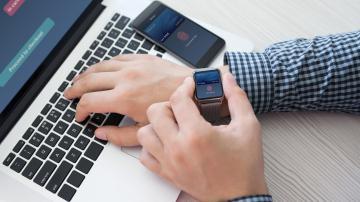 Pagamento pelo celular ou por smartwatch