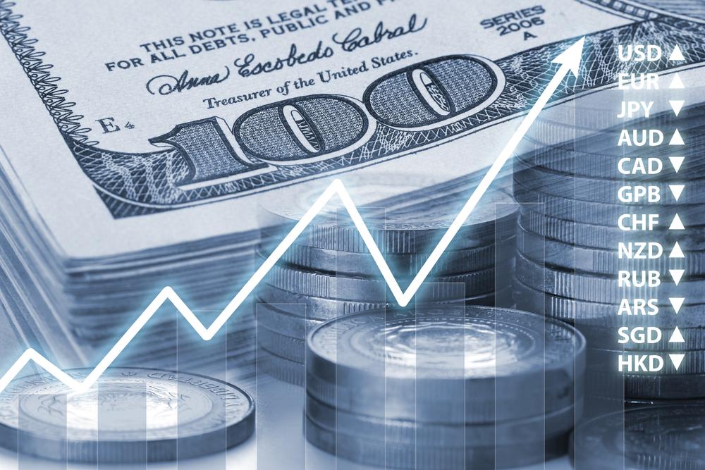 Ibovespa tem 5ª alta consecutiva e dólar sobe em meio a aumento dos riscos e ajuste na curva de juros