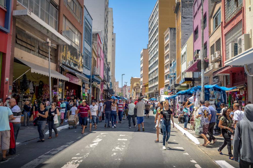 Lojas em São Paulo