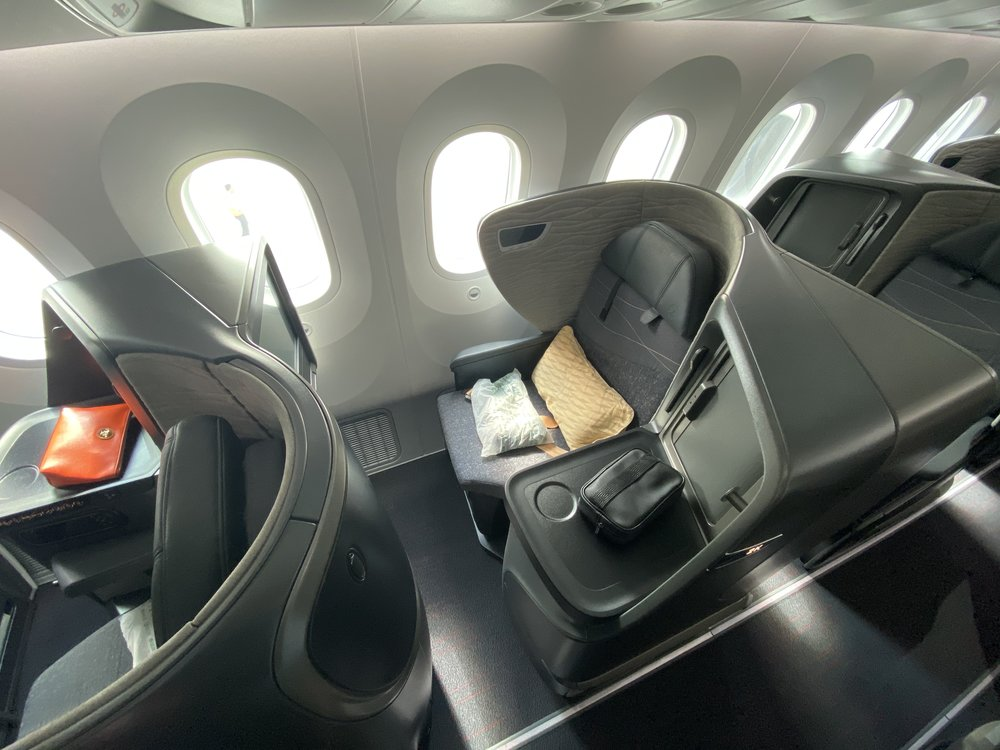 turkish airlines business class boeing 787