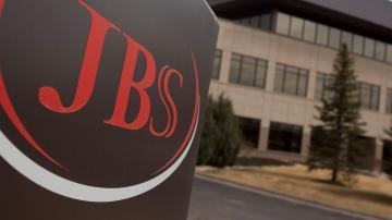 Fábrica da JBS