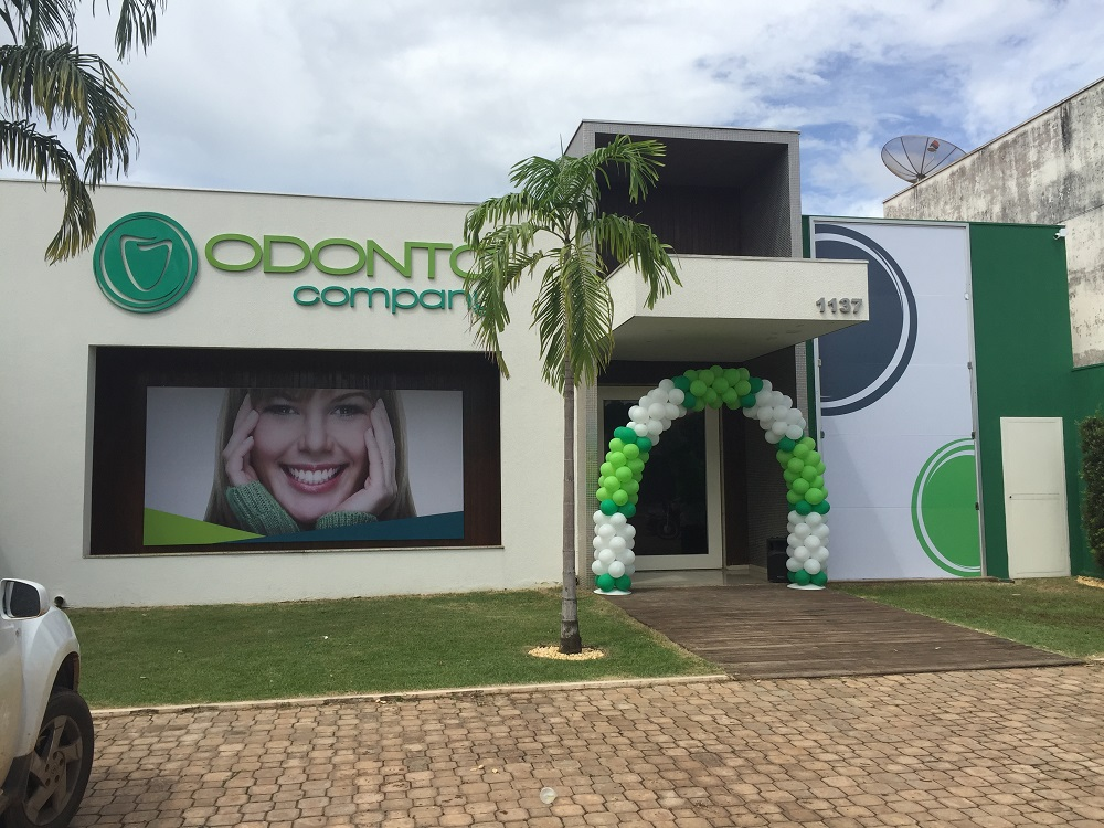 Franquia OdontoCompany Rondonópolis - MT
