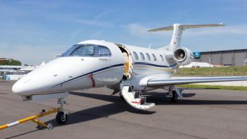 Phenom 300 Embraer