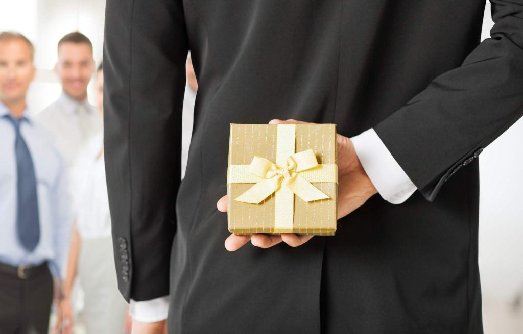 presente de Natal empresa