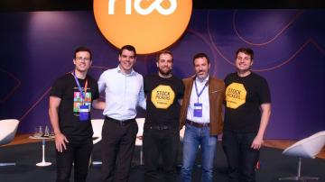 Stock Pickers em evento da Rico