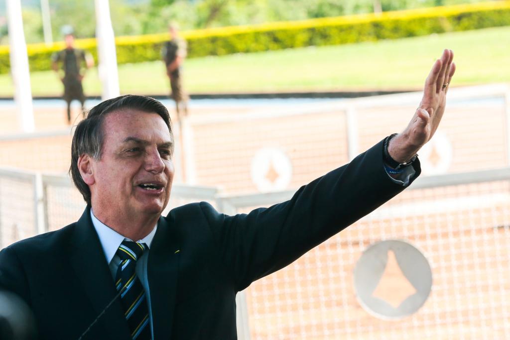 Avaliação positiva do governo Bolsonaro chega a 34,5%, mostra pesquisa CNT/MDA