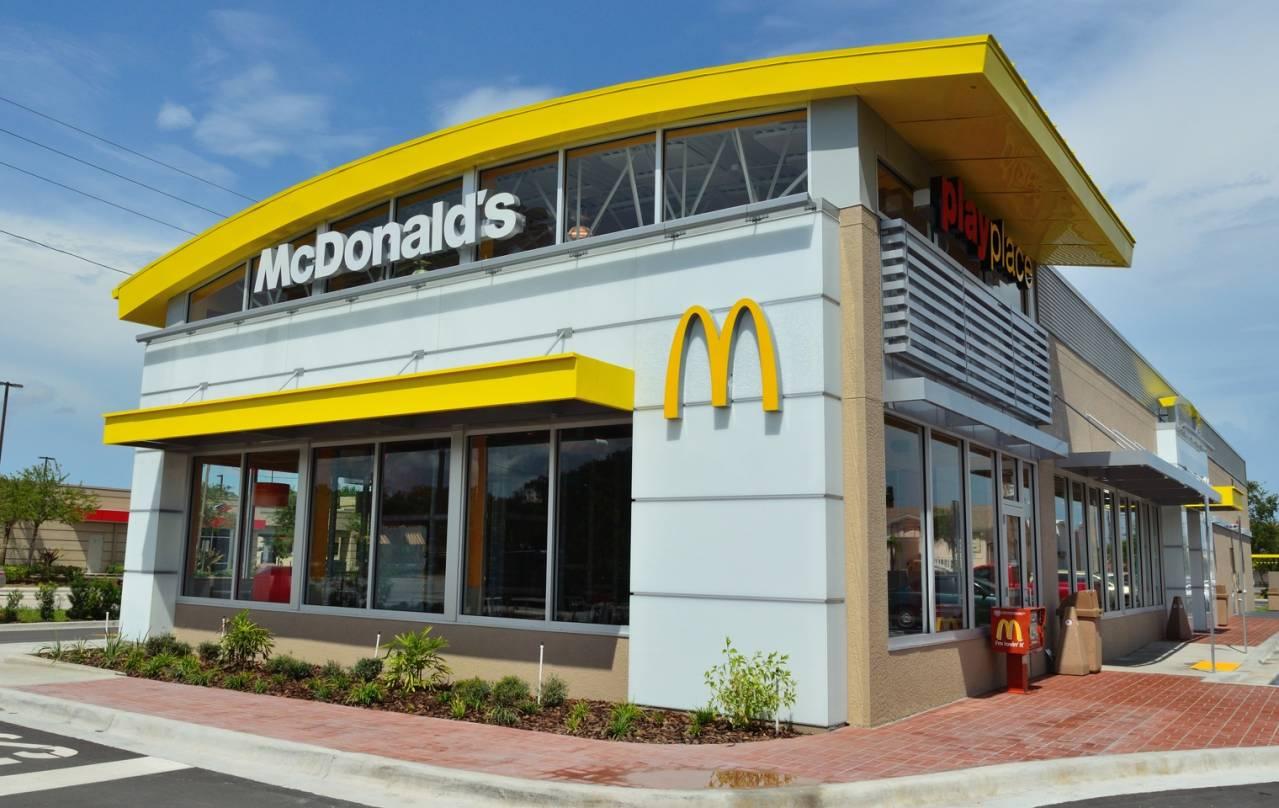 Restaurante do McDonald's
