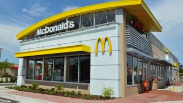 Restaurante do McDonald's