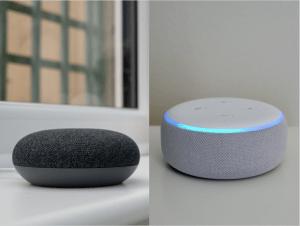 Google Nest Mini vs. Amazon Echo Dot