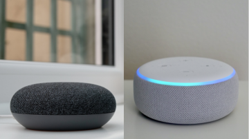 Google Nest Mini vs. Amazon Echo Dot