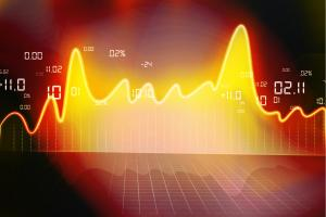 alta baixa mercados gráfico índices bolsa ações