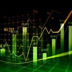 ações índices fundos investimentos bolsa alta gráficos