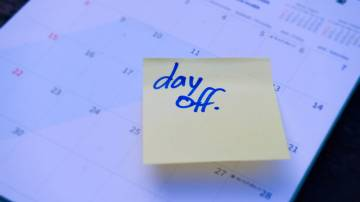 Dia de folga