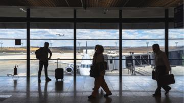 terminal de passageiros do aeroporto de Confins