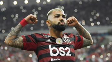 Gabigol no Flamengo